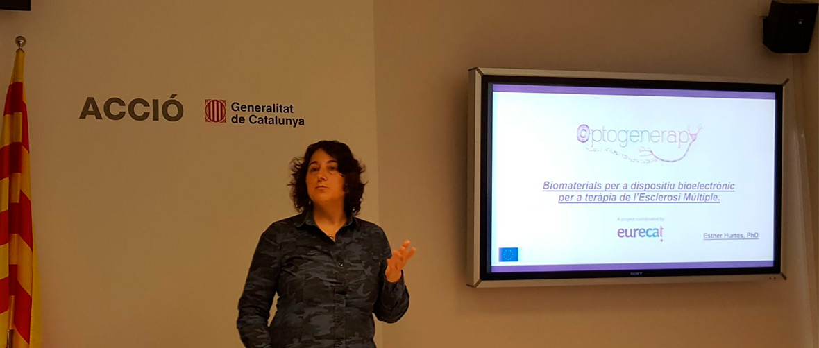 Optogenerapy Cluster MAV Catalonia Bio&Health Tech Workshop